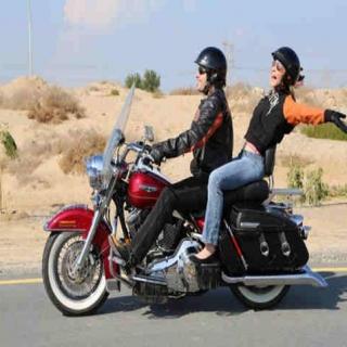 Dubai Harley Davidson Goldwing Bmw Rentals Tours